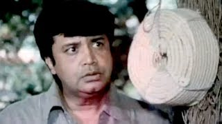 Deven Verma Suicide Shopping Scene - Crazy Comedy scene - Angoor