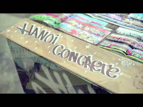 Hanoi Concrete Jam Vol.4 - DJ Live Set & Cypher Footage