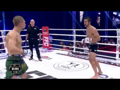 FFC 30 FREE FIGHT: Filip Pejić vs. Ahmed Vila, FFC 26 Linz