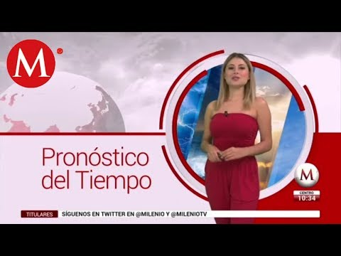 El clima para hoy 19 de junio, con Cecilia Salamanca