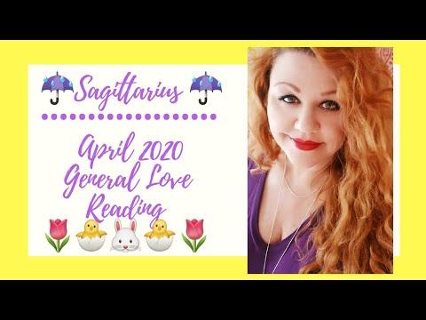 """SAGITTARIUS ♐ """"Coming Clean"""" April 2020 General Love Reading"""