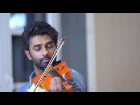 CJ Germany - Jimikki Kammal (Violin Cover) feat. Princeten