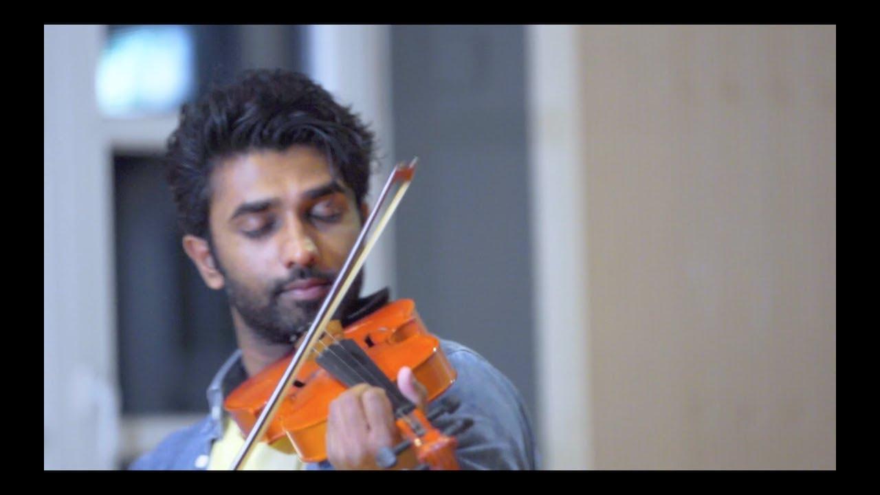 CJ Germany - Jimikki Kammal (Violin Cover)