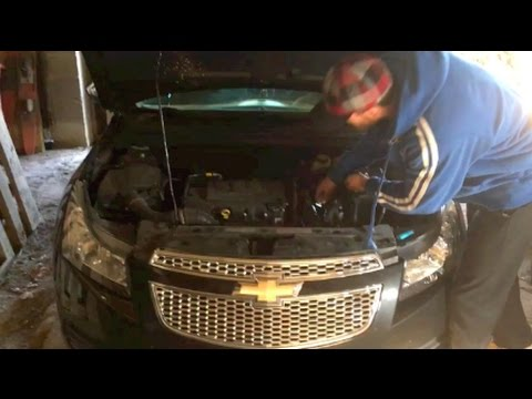 Chevy cruze oil change step by step youtube chevy cruze oil change step by step diy with michael borders solutioingenieria Gallery