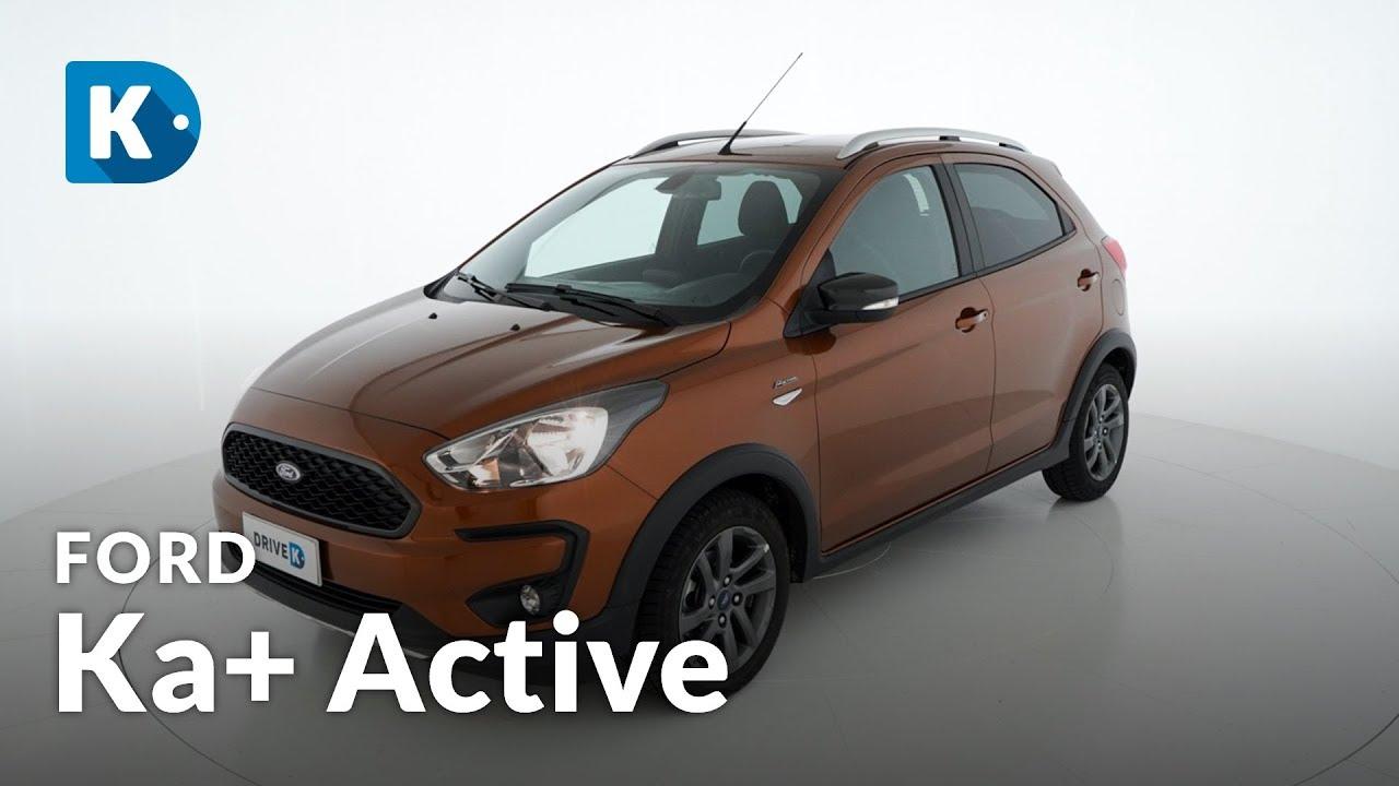 Ford Ka Active 2019 Tutto Quello Che C E Da Sapere Youtube