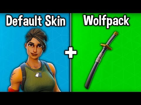 7 MORE TRYHARD SKIN + BACKBLING COMBOS! (Fortnite Tryhard Combinations)