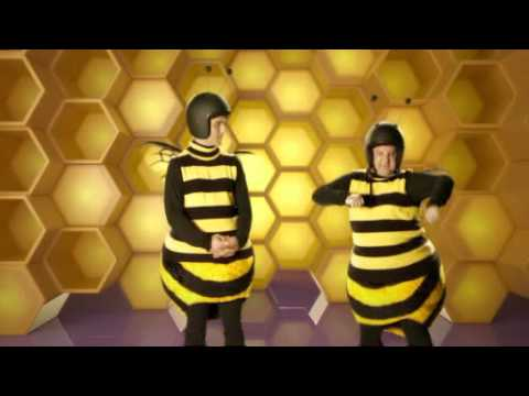 Buzz Insurance Bees - Zumba and Bee TV Advert
