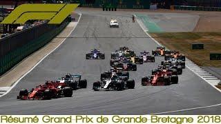 Résumé Grand-Prix de Grande-Bretagne 2018 | Formule 1