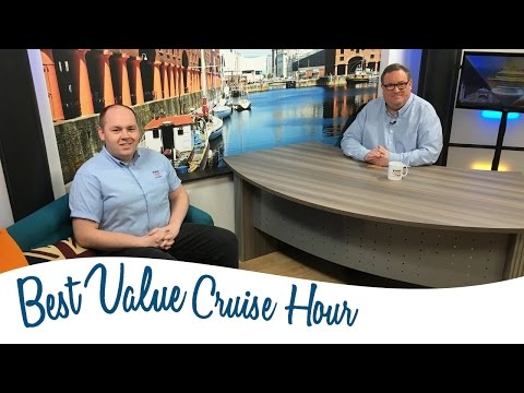Vision Cruise | Tuesday's Best Value Cruise Hour | 21.03.17