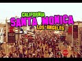 Santa Monica Beach HD - Lifestyle in Los Angles, California