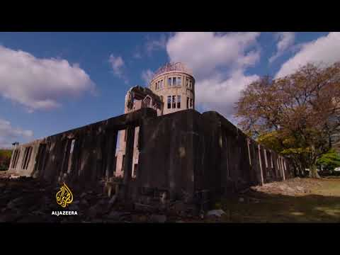 Survivor of Hiroshima atomic bomb attack speaks out