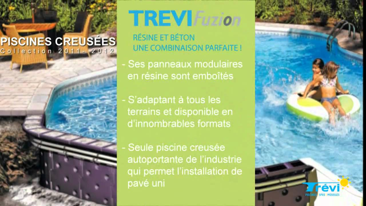 Tr vi piscines creus es collection 2011 2012 par for Piscine trevi