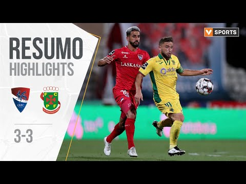 Gil Vicente Ferreira Goals And Highlights