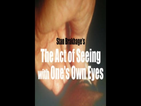 The Act of Seeing With One's Own Eyes, Stan Brakhage (1971)