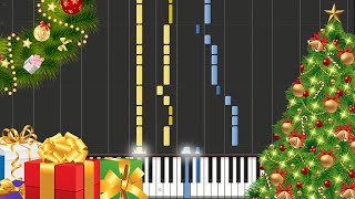 Carol of the Bells / Shchedryk (Щедрик Леонтовича) | Piano Tutorial