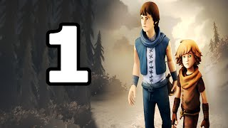 Brothers: A Tale of Two Sons Walkthrough Part 1 - No Commentary Playthrough (PC)