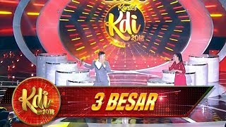 Digoyang Kentang Yuk Bersama Anwar Dan Wulan Alora [PACAR LIMA LANGKAH] -  Final 3 Besar KDI (17/9)