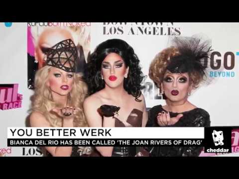 Bianca Del Rio And The Business Of Drag