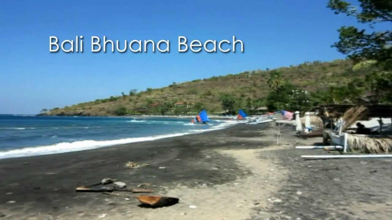 Bali Bhuana Beach Youtube