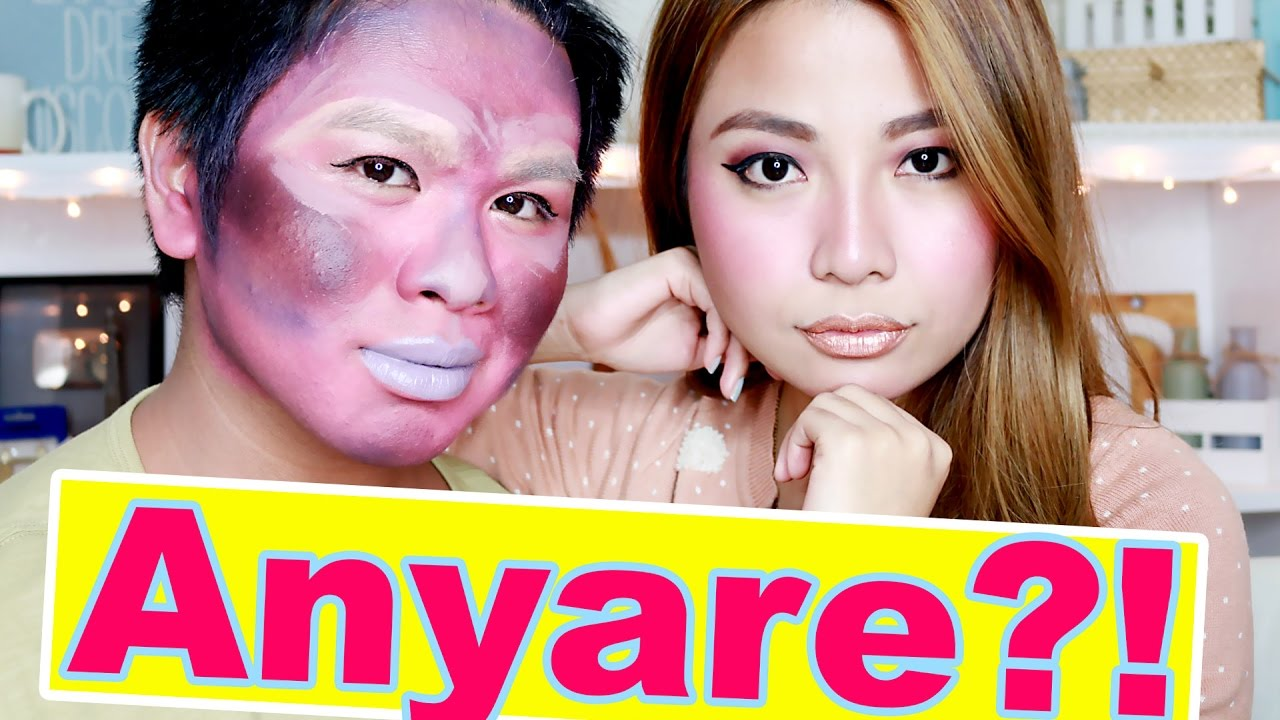 anong-nangyari-kay-mamshie-ronan-make-up-challenge