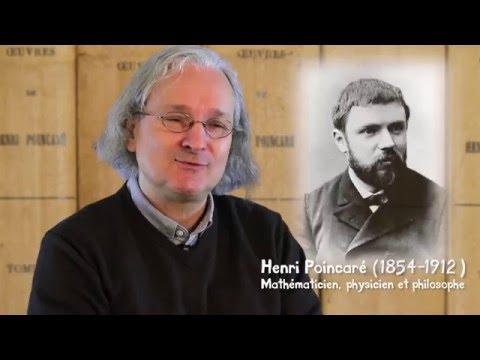 Voyage en Mathématique - Etienne Ghys - Henri Poincaré, un savant universel