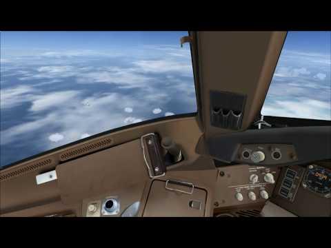 [FSX] PMDG 777-300ER | Riyadh (OERK) to Dubai (OMDB) Part 2