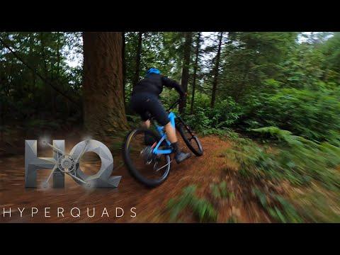 Mountain Bike Muddiness | FPV Hypercine #Shorts