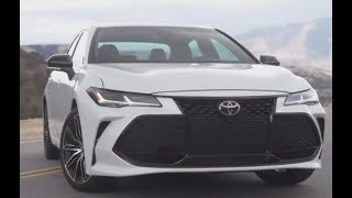 Toyota Avalon New Auto 2019