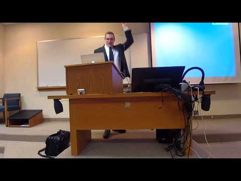 ConLaw Class 11 - The Separation of Powers I – The Appointment and Removal Power