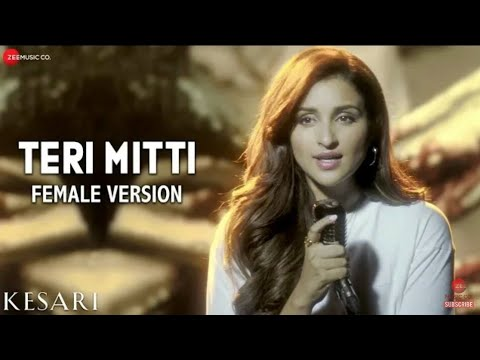 teri-mitti-female-version-|-full-song-video-|-hd-video