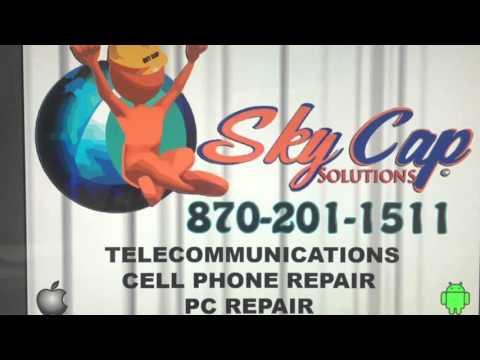 SKY CAP SOLUTIONS- Phone And PC repair