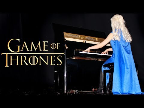 Game of Thrones Theme Song | Piano Solo + Sheet Music