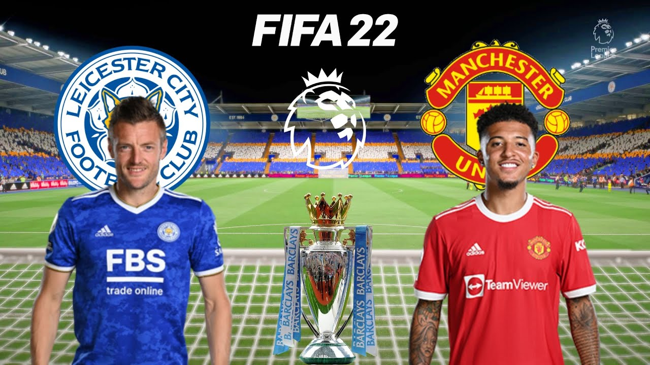 Download Leicester City vs Manchester United - 2021/22 Premier League English - Full Gameplay
