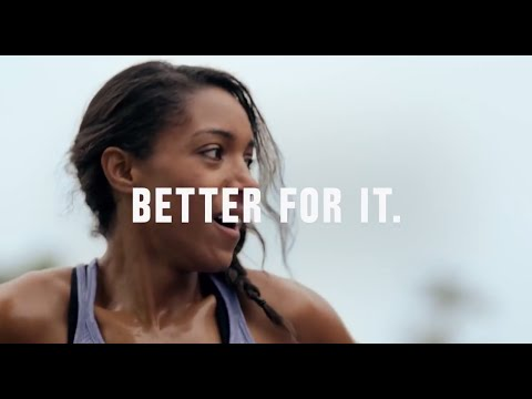 Nike Women Better For It Inner Thoughts Youtube