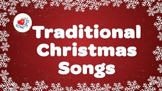 Traditional Christmas Songs Playlist | Classic Carols With Lyrics