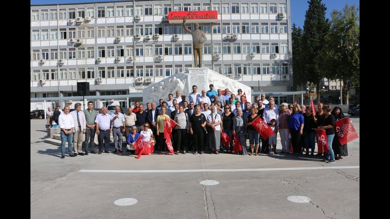 CHP 96 Kuruluş Yıl Dönümünü Kutladı