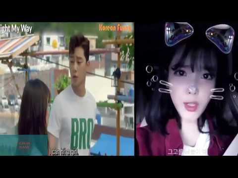 Cute Aegyo K-pop Idols On Kwai App [Funny Moments]