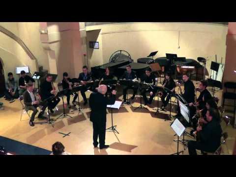 Ensemble SaxoVoce – Danze Sinfoniche S.Rachmaninov