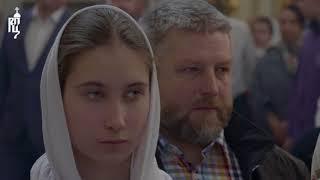 Проповедь Патриарха Кирилла в Неделю 2-ю по Пасхе, апостола Фомы