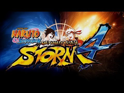 Live Stream Naruto Shippuden: Ultimate Ninja Storm 4 #4
