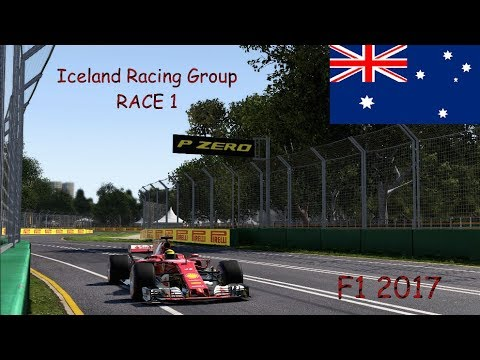 Iceland Racing Group | Australien | F1 2017