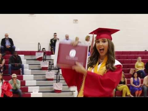 Clarksburg High School Graduation 2020