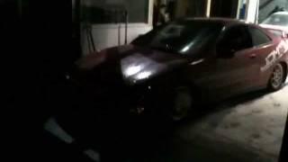 JDM Rive-Sud ; Acura Integra B18B S4C LSD Turbo T3T4E 15 PSI firt run