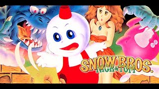 Snow Bros.: Nick & Tom, la clásica recreativa