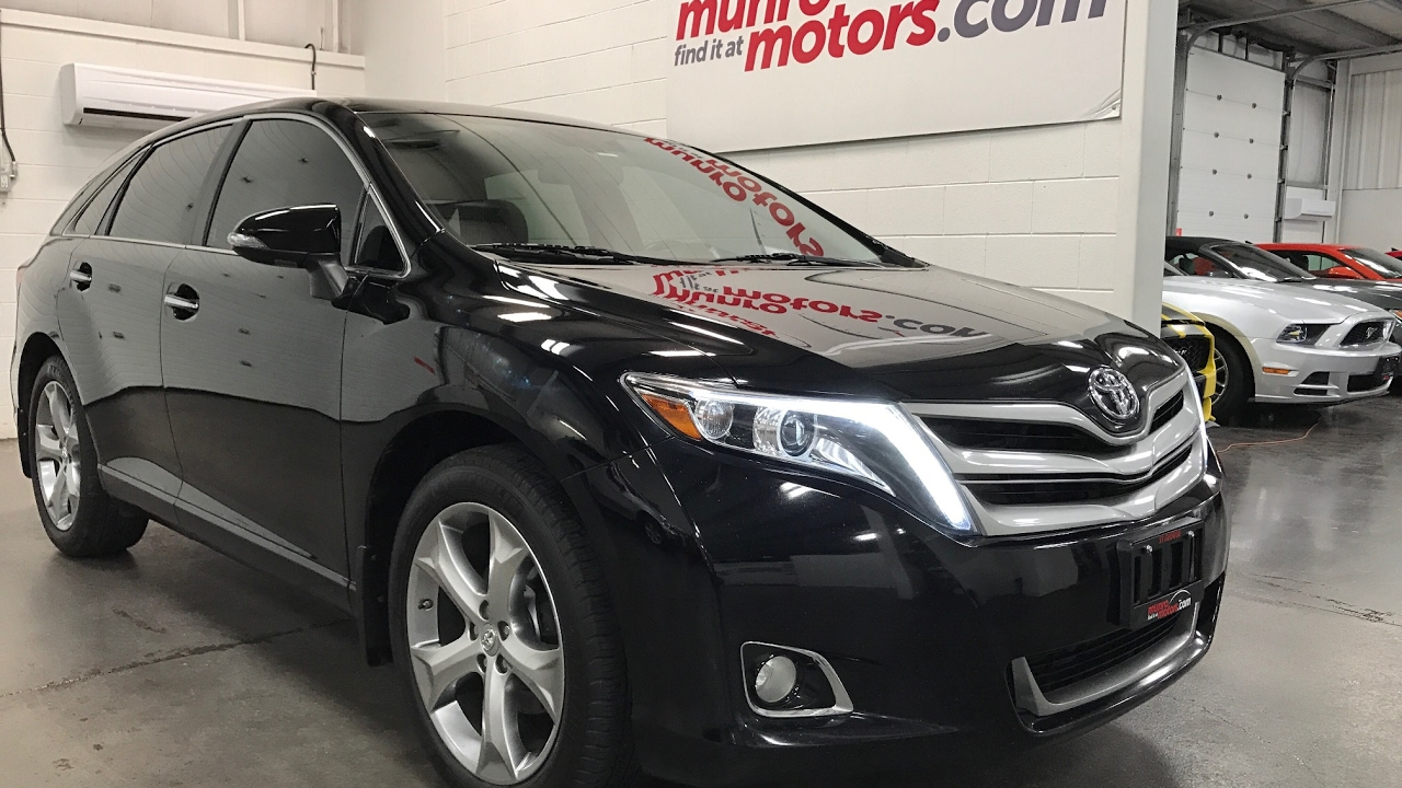 2013 Toyota Venza Sold Awd Leather Navigation Panoramic