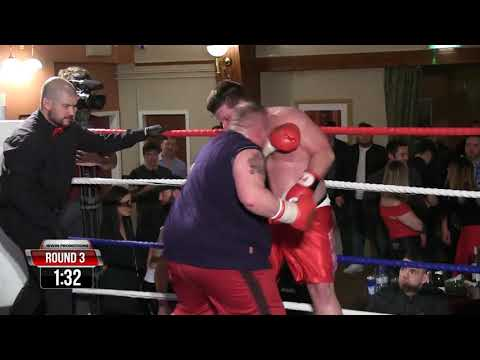 Barry Fielding vs Allan Jenkins