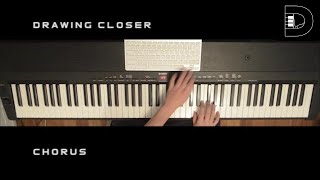 Drawing Closer Planetshakers Keyboard