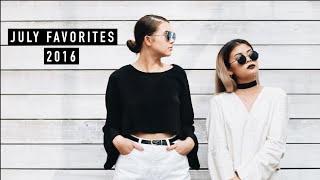 July Favorites 2016