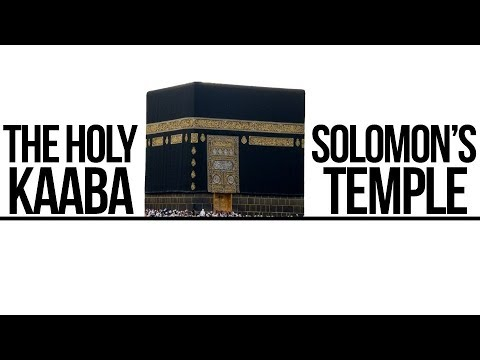 The Holy KAABA vs Solomon's Temple (Jewish Temple) || Part - 1 of 3