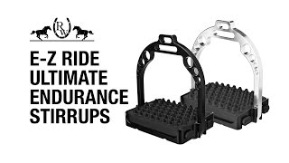 e z ride ultimate endurance stirrups